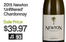 215 Newton Unfiltered Chardonnay