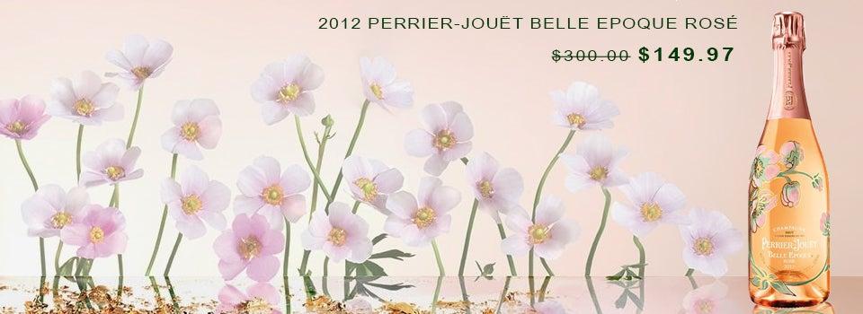 2012 Perrier Jouet Belle Epoque Rose Epernay