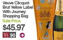 Veuve Cliquot Yellow Label