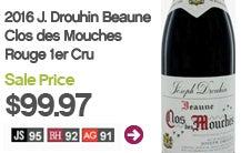 J. Drouhin Clos des Mouches Rouge