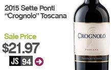 2015 Crognolo