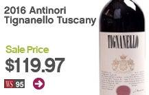 2016 Antinori Tignanello