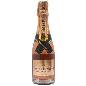 Moet et Chandon Nectar Imperial Rose Champagne 187mL split
