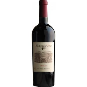 2019 Rutherford Hill Merlot Napa Valley