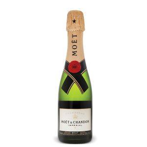 Moet et Chandon Imperial Brut Champagne 375ml Half-bottle