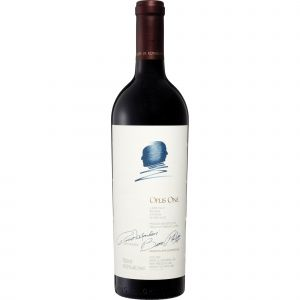2018 Opus One Bordeaux Blend Napa Valley