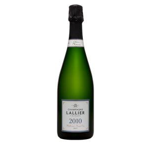 2010 Champagne Lallier Grand Cru Brut Millesime Champagne
