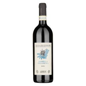 2015 Ar Pe Pe Valtellina Superiore Sassella 'Stella Retica' Lombardy