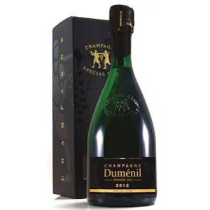 2013 Dumenil Premier Cru Special Club Champagne  with Gift Box