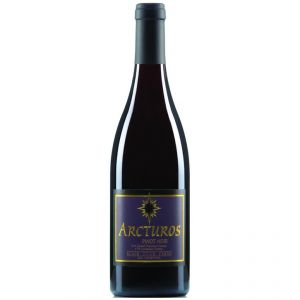 2017 Black Star Farms Arcturos Pinot Noir Michigan