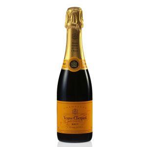 Veuve Clicquot Brut Champagne Yellow Label 375ml Half-bottle