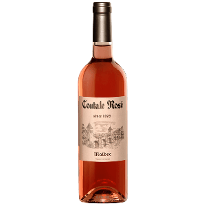 2020 Clos Coutale Malbec Rose Cahors