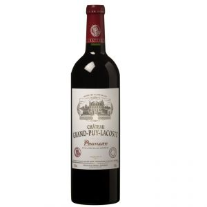 2016 Chateau Grand-Puy-Lacoste Pauillac