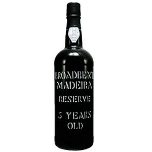 Broadbent Reserve Madeira 5 Years Old Portugal