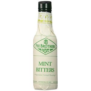 Fee Brothers Mint Bitters 5oz