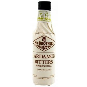Fee Brothers Cardamom Bitters 5oz
