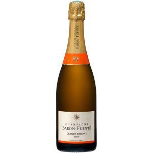 Baron-Fuenté 'Grande Réserve' Brut Champagne 375ml