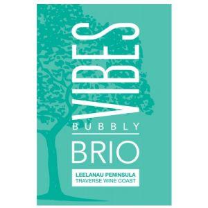 Brio (by Shady Lane) 'Bubbly Vibes' Leelanau Peninsula 375ml can