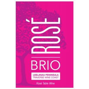 Brio (by Shady Lane) Rosé Leelanau Peninsula 375ml can
