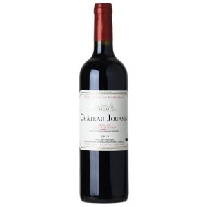 2018 Chateau JouaninCastillon Côtes de Bordeaux