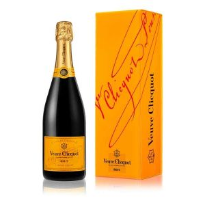 Veuve Clicquot Brut Champagne with Gift Box