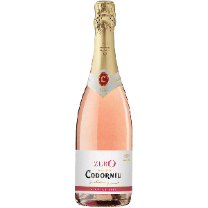 Codorniu 'Zero' Alcohol Free Sparkling Rose Spain