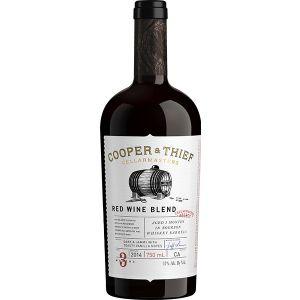 2019 Cooper & Thief Bourbon Barrel-Aged Red Blend California
