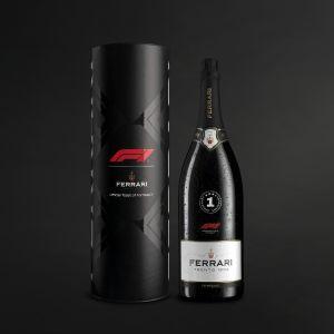 Ferrari 'F1 Podium Jeroboam' Brut Sparkling with Gift Box 3L - Pre-Arrival
