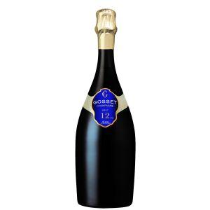 Gosset 12 Ans de Cave a minima Brut Champagne