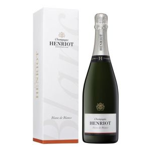 Henriot Brut Blanc de Blancs Champagne with Gift Box