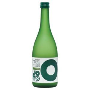 Joto 'The Green One' Junmai Sake 720ml