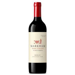 2018 Markham Winery Merlot Napa Valley