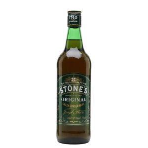 Stone's Original Green Ginger Wine England