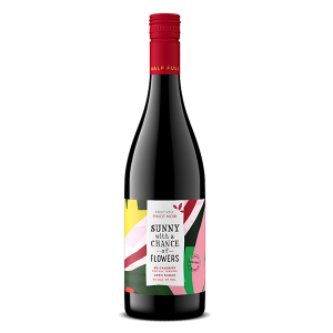 2019 Sunny with a Chance of Flowers 'Zero Sugar' Pinot Noir Monterey
