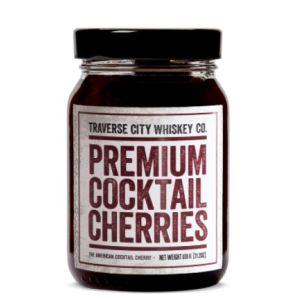 Traverse City Whiskey Co. Premium Cocktail Cherries 21.2oz