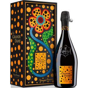 2012 Veuve Clicquot 'La Grande Dame x Yayoi Kusama Limited Edition' with Reveal Gift Box