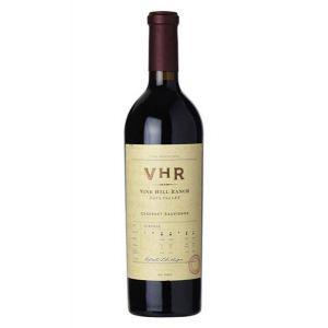 2017 Vine Hill Ranch 'VHR' Cabernet Sauvignon Napa Valley
