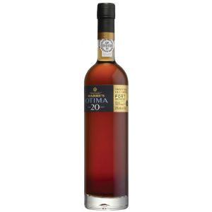 Warre's 'Otima' 20-year Tawny Port Douro 500ml