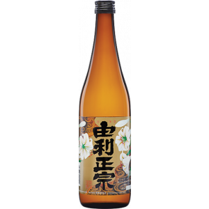 Yuri Masamune Honjozo Sake 720ml