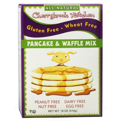 Cherrybrook Kitchen Gluten Free Pancake & Waffle Mix 18oz