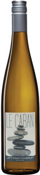 2019 Left Foot Charley Le Caban Riesling Old Mission Peninsula