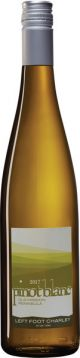 2018 Left Foot Charley Pinot Blanc Old Mission Peninsula