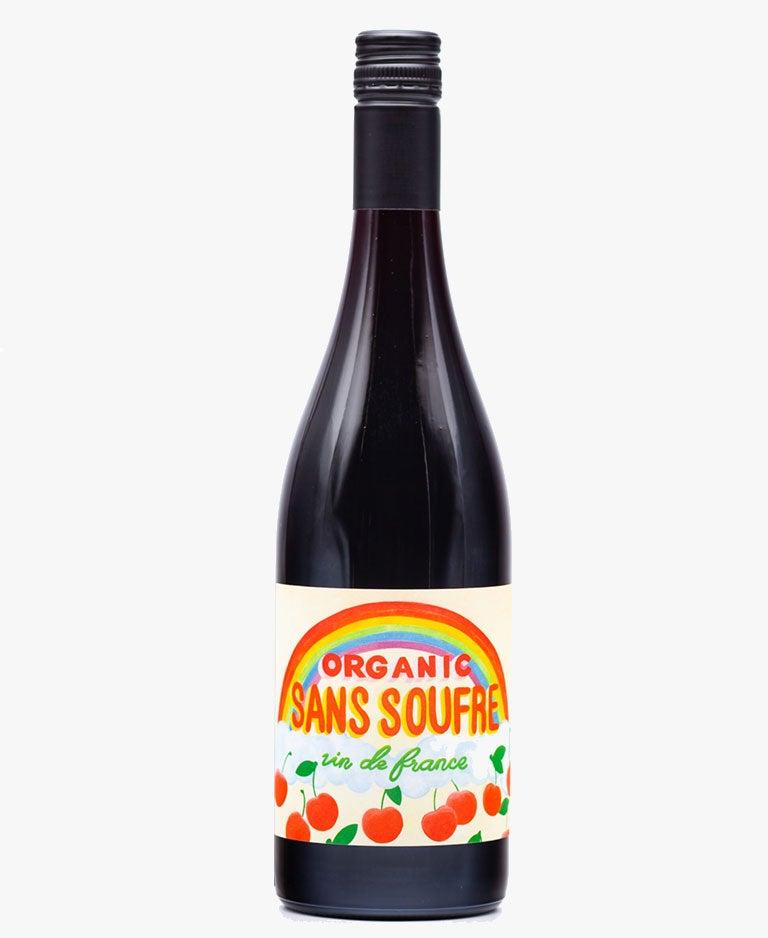 2019 Cherries & Rainbows 'Sans Soufre' Red Blend
