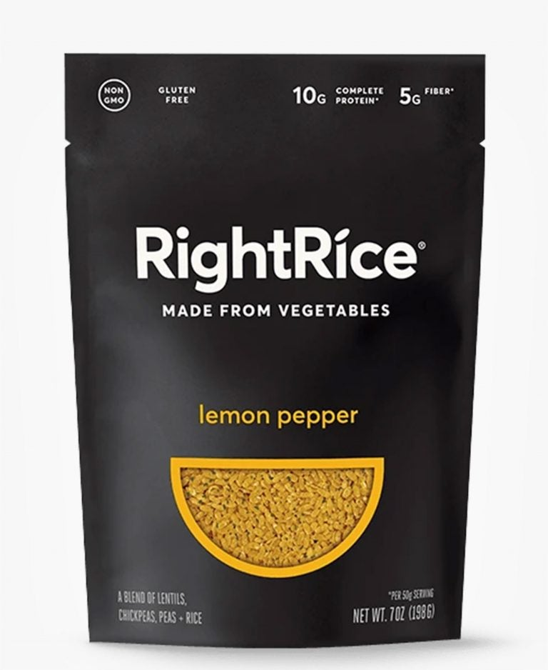 RightRice Lemon Pepper Rice 7oz