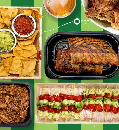 Game Day Catering